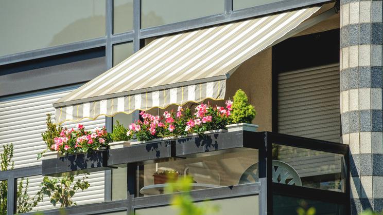 balkon brandası