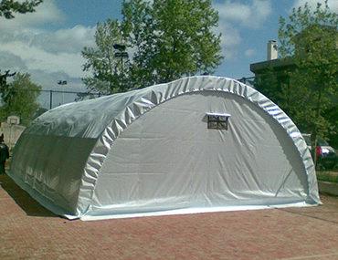 hangar depo çadırı