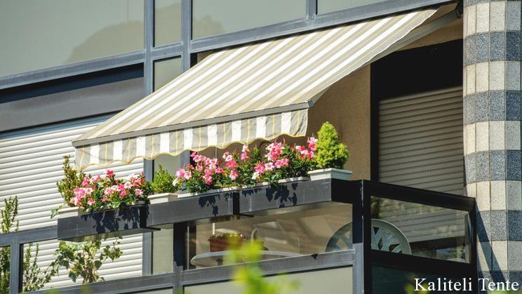 Balkon Brandası Örnekleri